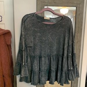 2 Altar'd state long sleeved tops